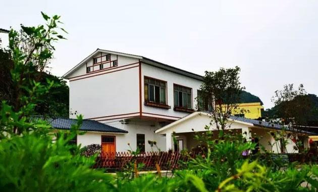 柳江农村别墅设计图