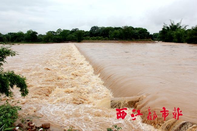 [蒙山县]普将暴雨 致农作物成灾面积11595亩