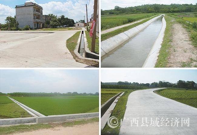 [合浦县]总投入8.67亿元整县推进土地整治