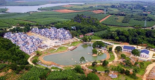 隆安县城厢镇旺中村岜旺屯生态综合示范村建设项目竣工