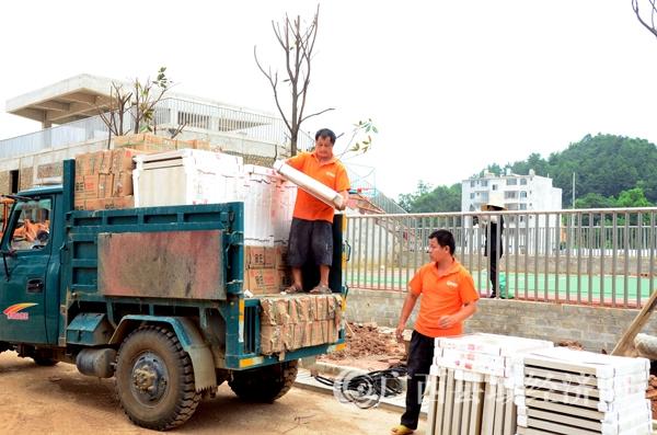 平桂高中迁建项目加快建设