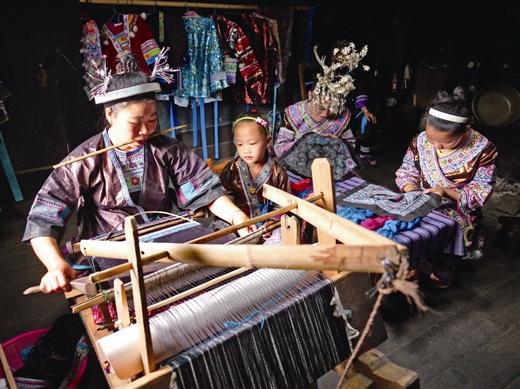 融水县安陲乡:神奇的苗族风情画卷