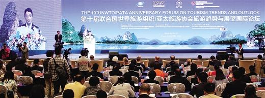 桂林国际旅游胜地建设风生水起硕果累累