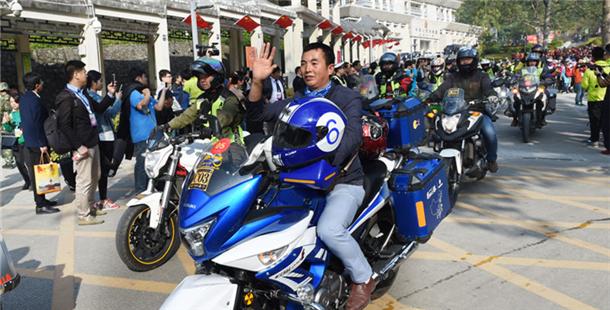 中越边关旅游节开幕 推进中越旅游和商贸务实合作