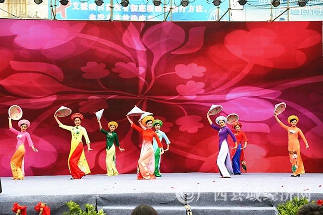 图十 越南舞蹈《美丽越南》_副本