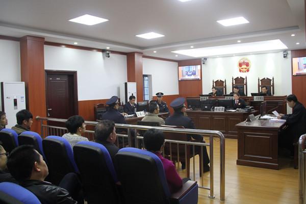 桂平原副市长莫革受贿案一审宣判 受贿51万元获刑