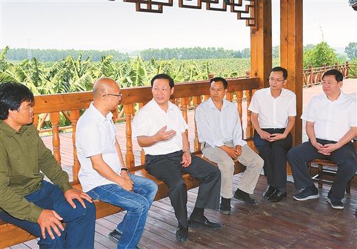 《农民日报》刊发彭清华署名文章:隆安合作社调查