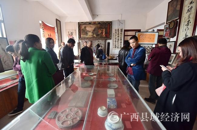 罗城:民间博物馆馆存文物留住乡愁