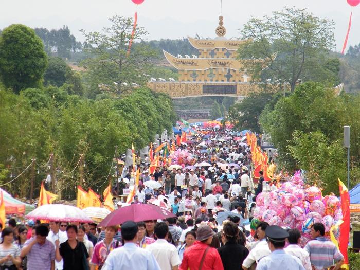 2017年百色布洛陀文化旅游节4月2日至5日举办