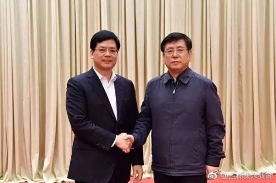 莫恭明任玉林市委书记 王凯同志另有任用