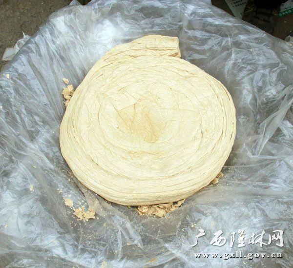 隆林高山汉族美食――麻 糖