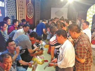 北流:陶博会昨日开幕 鉴宝活动人气旺