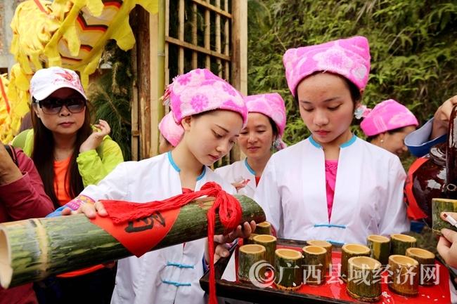 """广西龙胜龙脊梯田""""开耕""""延续传统农耕文化"""
