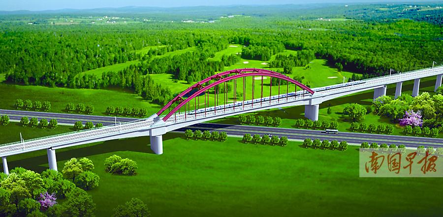 广西计划投资800多亿 实施西江经济带基建大会战