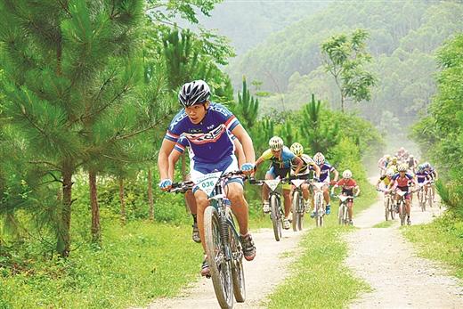 上林生态旅游养生节精彩纷呈