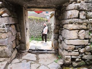 柳城古砦:古墙深院留乡音