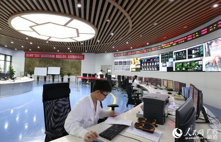 广西鹿寨:经济发展与生态建设两相宜