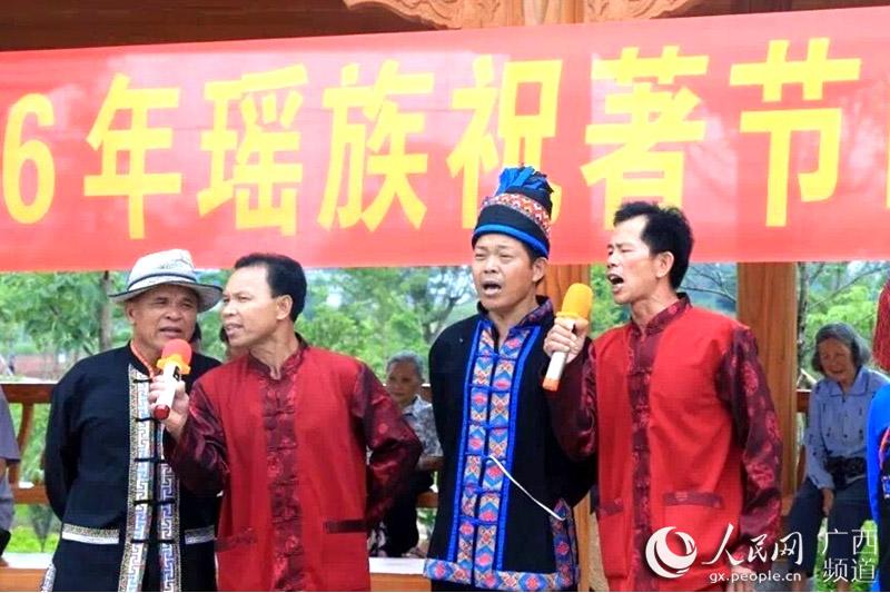 """都安秀出""""最炫民族风"""" 布努瑶祝著节即将开幕"""
