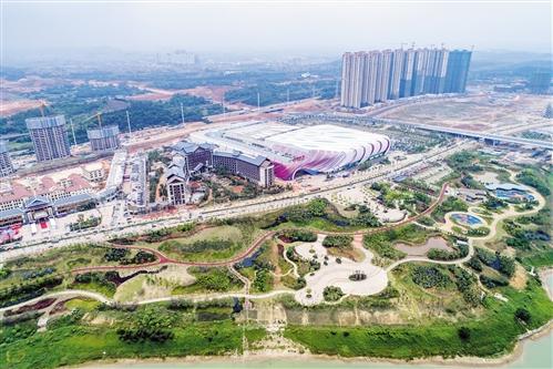 南宁万达茂打造成为广西文化特色旅游综合体
