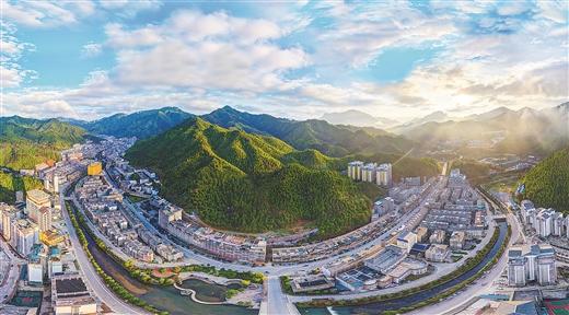 [金秀瑶族自治县]荣膺广西科学发展进步县的启示