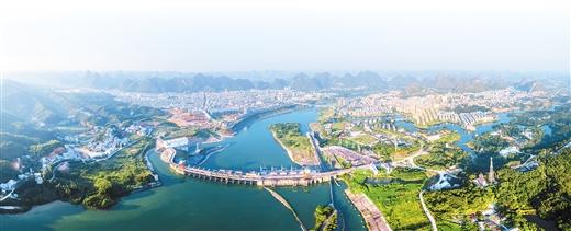 [大化]发挥特色优势 壮大县域经济