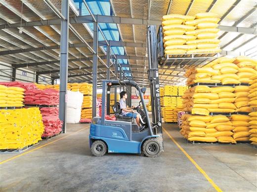 平南县域经济发展纪实:项目建设促工业提质增效