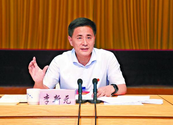 贵港召开全市县域经济发展大会暨年中工作会议