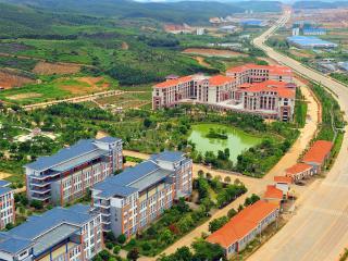南宁空港扶绥经济区优美环境