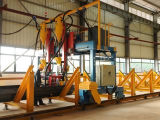广西丰源钢结构有限公司A厂房