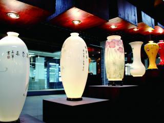 精美的艺术陶瓷