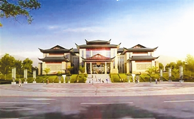 [大化县]县庆重点项目建设如火如荼
