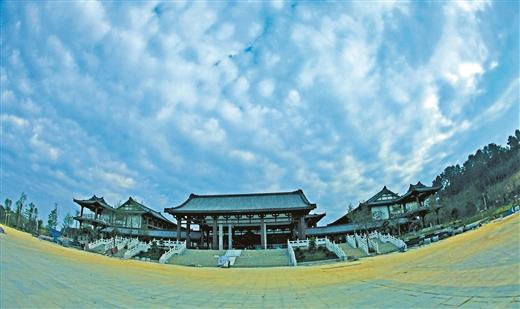 """贺州:广西第十届""""园博会""""园博园 展示""""生态贺州・长寿胜地""""魅力"""