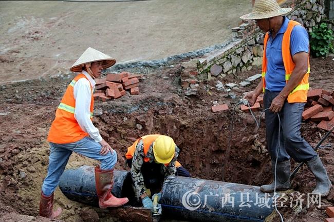 防城港市:江山半岛环岛东路项目建设如火如荼