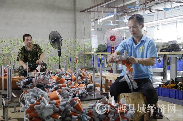 [大化县]42家企业入驻农民工创业园