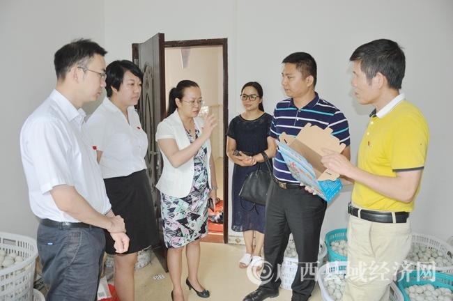 [防城区]政府与联通、邮政举行精准扶贫电商帮扶项目签约仪式