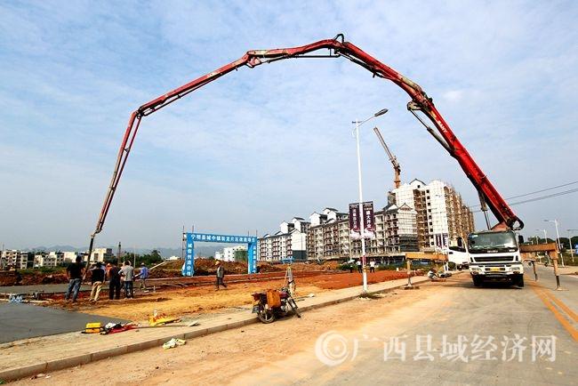 [宁明县]惠民重点工程驮龙片区改造项目进展顺利