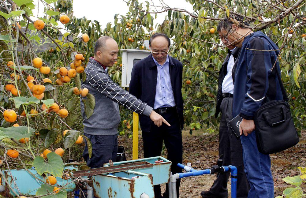 中国灌排发展中心深入恭城县开展《小型农田水利工程维修养护定额(试行)》典型工程实地测算调研工作