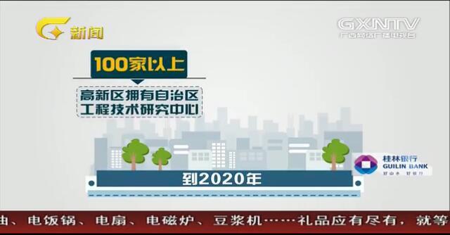 """广西启动高新区创新能力提升计划 2020年实现高新区""""全覆盖"""""""