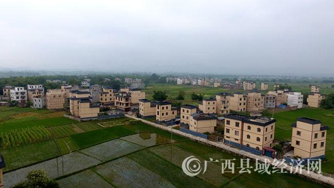 宁明县大力推进美丽乡村建设工作纪实
