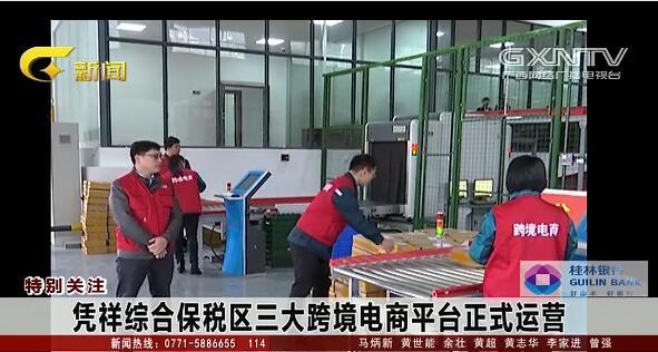 [凭祥市]综合保税区三大跨境电商平台正式运营
