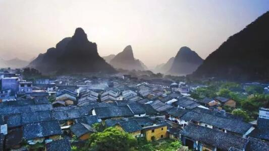 广西首批5个养生养老小镇出炉 每个获200万元奖励