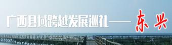 广西县域跨越发展巡礼――东兴
