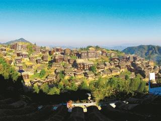 [三江县]侗寨布央:生态茶乡 魅力田园