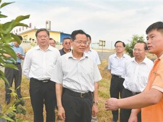 来宾:乘风破浪启新程 直挂云帆济沧海