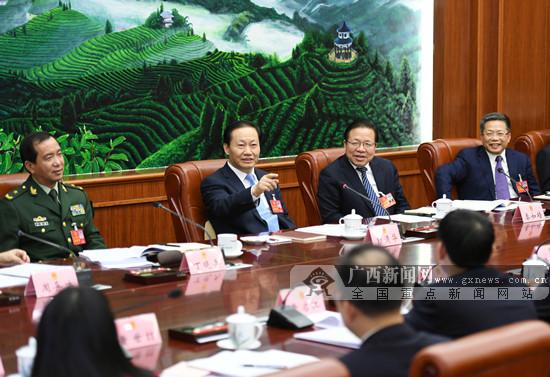 彭清华参加百色市代表团审议:新时代新气象新作为