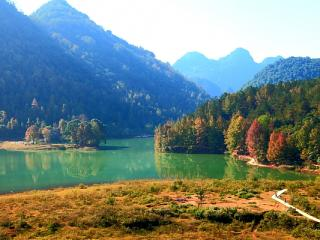 德保红叶国家森林公园