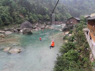 融水小潘木屋旅游度假村