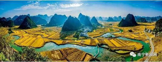 长脸!广西这个地方登上《中国国家地理》杂志啦