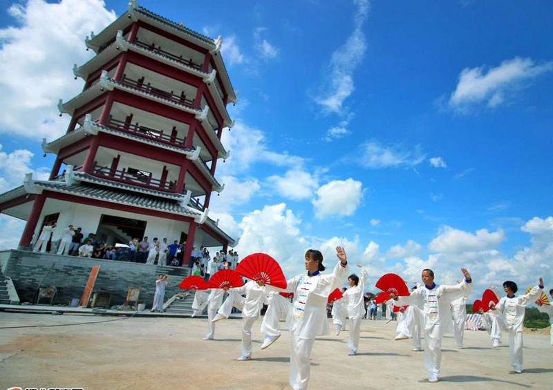 [浦北县]30个项目集中开竣工 总投资34.98亿元