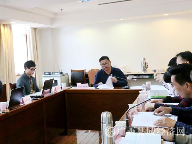 会议由博白县委常委、组织部部长吴厚强主持
